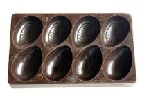 Chocolade eivormen
